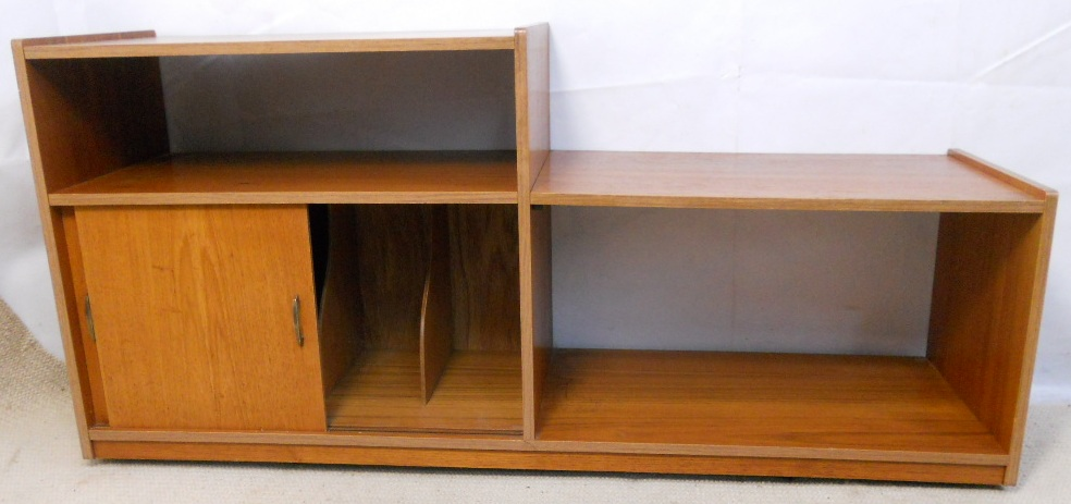 Teak 1960 s Retro Low Level Bookcase LP Record Storage  : teak 1960 s retro low level bookcase lp record storage unit sold 3 2555 p from www.harrisonantiquefurniture.co.uk size 984 x 463 jpeg 162kB